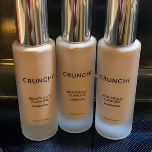 crunchi Makeup - Crunchi foundation 03 bundle
